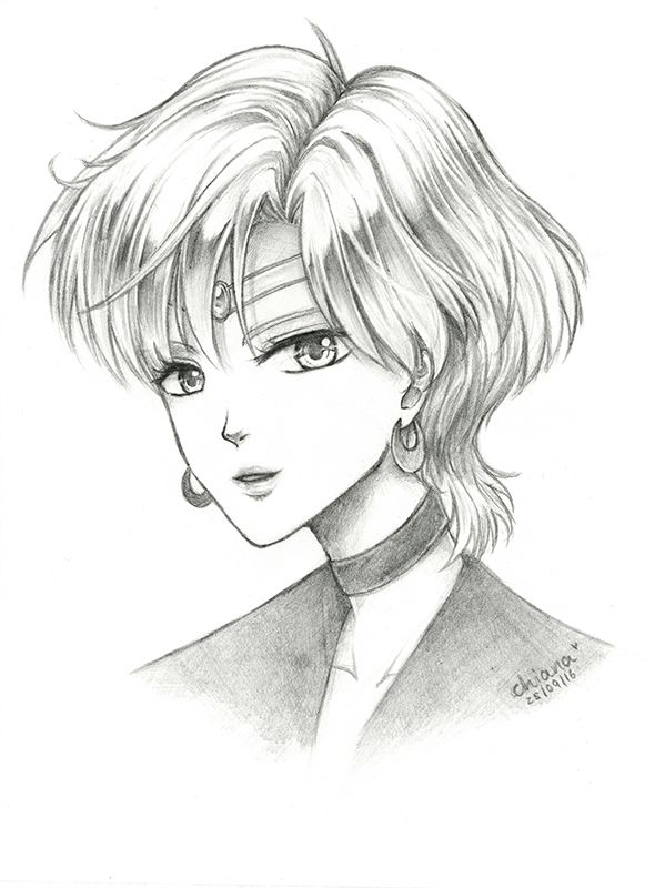 Sailor Moon: Sailor Uranus